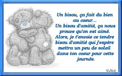 GIFS - Bisous