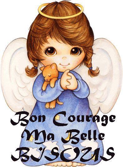 GIFS - Bon courage
